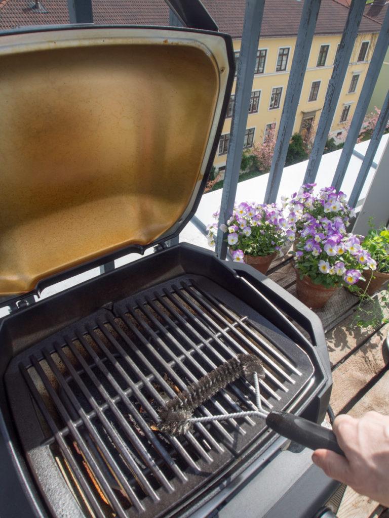 Rengjøring av grill